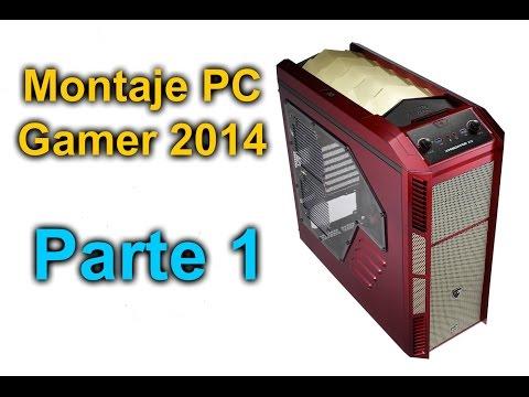 Como Armar una PC Gamer gama Media 2014 (Apu Amd 7850k - ATI r7 250x)