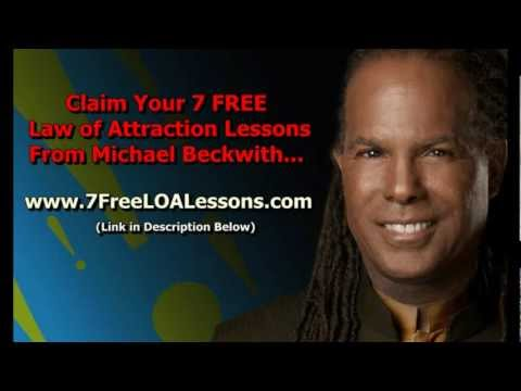 http://www.7FreeLOALessons.com Michael Beckwith discuess how challenges in life are opportunities for spiritual growth. -------------------------------------...