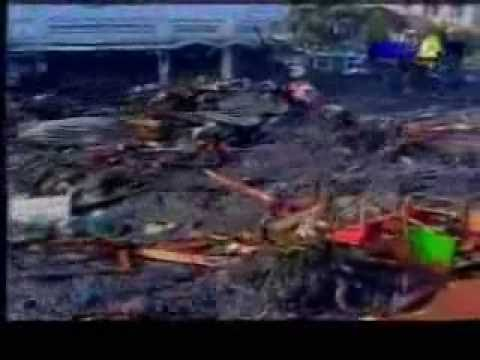Tsunami in Indonesia – Year 2004