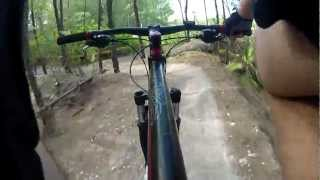 Mountain Bike Trails Key Biscayne FLorida