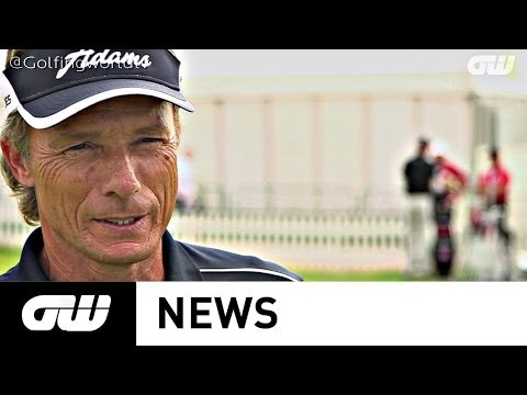 GW News: McIlroy's new pint glass & Langer looks ahead to the Senior Open