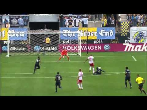 HIGHLIGHTS: Philadelphia Union vs New York Red Bulls, MLS