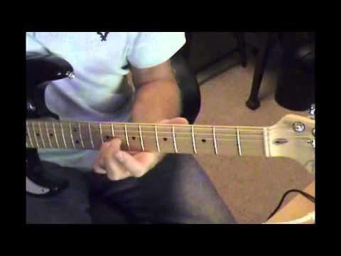 Midnight at the Oasis solo -lesson- .wmv