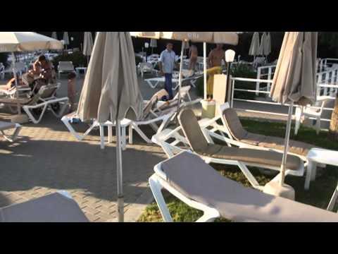 spania, andaluzia, statiunea torremolinos, hotel riu nautilus, august 2010