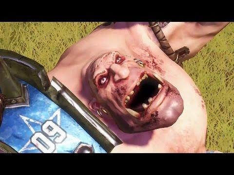 BLOOD BOWL 2 Launch Trailer (PS4)