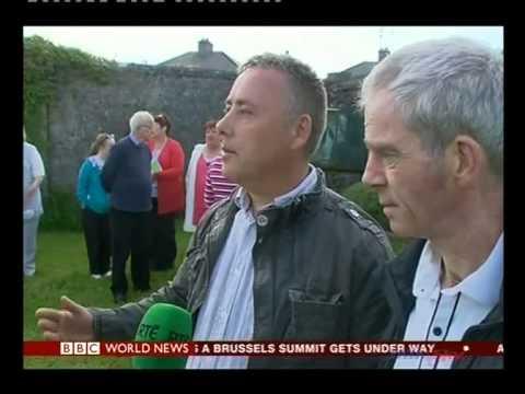 Ireland to investigate children's mass grave case