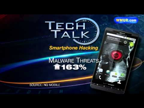 Tech Talk: Avoiding security threats on smartphones