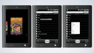 The new Android Tablet by Syntron Inc.