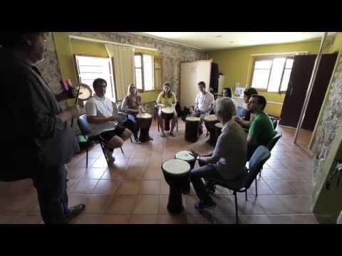 1er Curs Musicoteràpia 2014 Centre d'Estudis Musicals María Grever