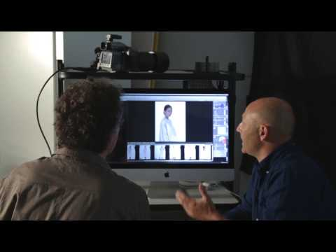 How to shape light using Para lights by Karl Taylor.