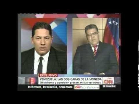 Fernando del Rincón y su debate con Elías Jaua