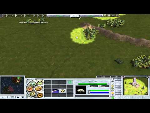 Empire Earth II - Weird ICBMs