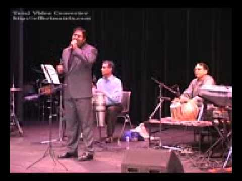 Mohd rafi-Ehsaan tera hoga mujh par- live concert by mohd waheed...