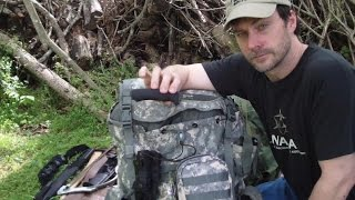 Long Term Wilderness Bug Out Bag, My Opinions.
