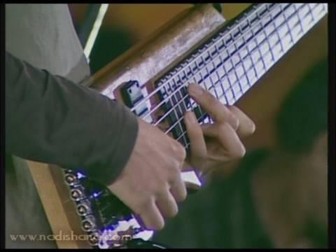 "Nadishana Trio ""Vast Land"", Sayan Ring Festival 11.07.2010 (Саянское Кольцо 2010)"
