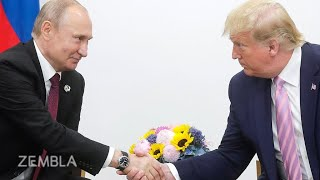 ZEMBLA - The dubious friends of Donald Trump: the Russians