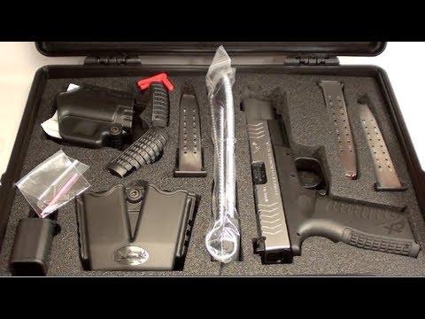 Xdm 9mm Bitone 5.25 Springfield Xdm 5.25 Review