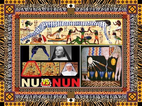 KEMETIC COSMOLOGY 1: NUT & GEB (Cosmic Mother) #MUSTWATCH