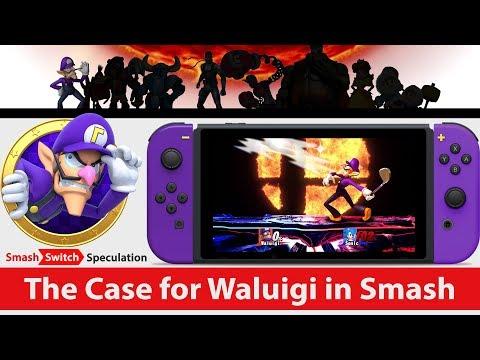 Super Smash Bros - Trailer Analysis