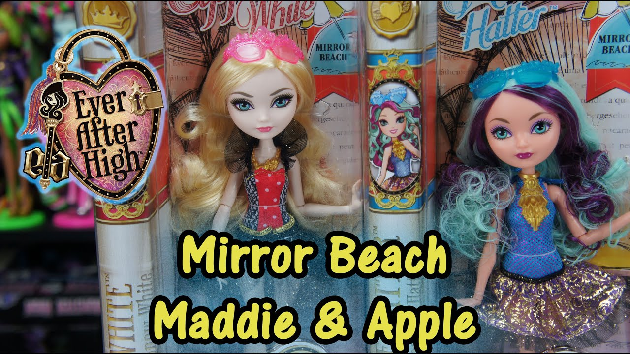 Apple White Dolls Apple White Doll Review