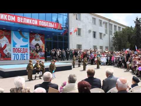 Митинг. г. Новочеркасск, Соцгород. 9 мая 2015