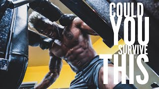 The Big Leg Training You Must Try | 4K