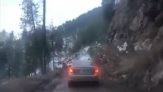 Tolipeer car accident!!! Car fallen from mountain!