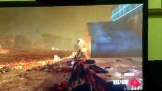 Black ops II  zombie mode PS3 infinity ammo and health