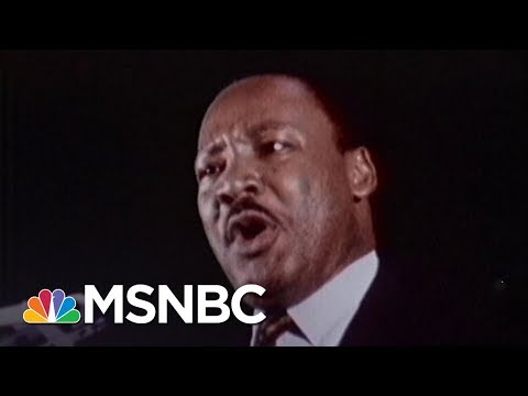 Sharpton: It's Martin Luther King's Day, Can Donald Trump Memorialize Him? | Morning Joe | MSNBC