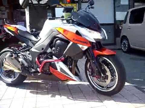2010 z1000 kawasaki youtube. Black Bedroom Furniture Sets. Home Design Ideas