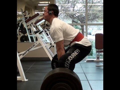Squats Before Deadlifts Sumo Deadlift And Front Squats