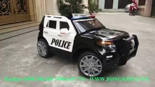 Xe ô tô điện trẻ em cảnh sát YH-811 | WWW.BONGKIDS.COM