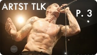 Henry Rollins on Alcohol, Drugs and His Reagan Era Tattoos | Ep. 5 3/3 ARTST TLK | Reserve Channel
