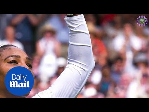 Wimbledon Day 7: Federer and Williams ease through 'Manic Monday' - Daily Mail
