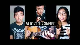 We Don't Talk Anymore - selena ft charlie puth