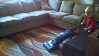 Man Projects: help move a friend, vacuum the rug