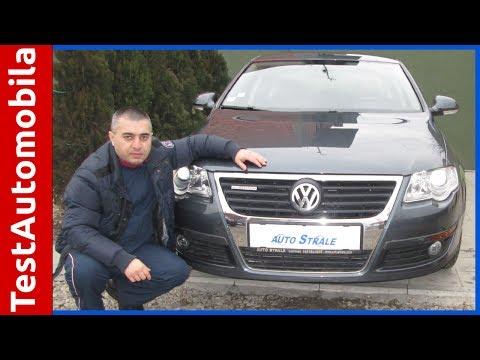 VW Passat B6 1.9 TDI 2009 Test