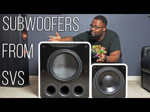 SVS Subwoofer Review ( PB16-Ultra & SB3000) - Are They Worth It?
