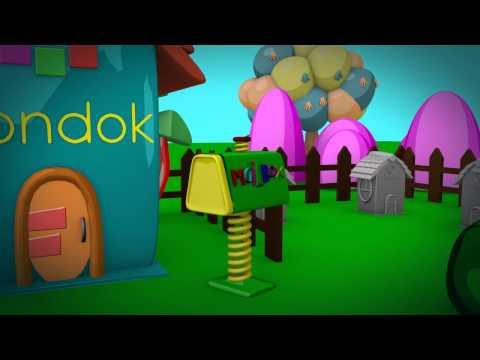 3D Funny movie  for FACEBOOK vs GAZA Electricity
