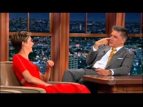 Craig Ferguson 5/26/14D Late Late Show Shailene Woodley XD