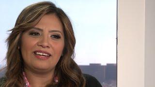 Entrevista Exclusiva Con Cristela Alonzo