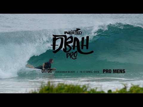 Inverted Bodyboarding Dbah Pro - Pro Mens (Official Video)