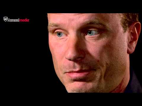 Dennis Bergkamp - 'I came to Arsenal to make a difference'