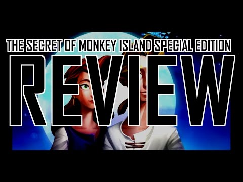 The Secret Of Monkey Island Special Edition review