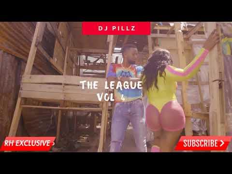 2018 NEW DANCEHALL, AFROBEAT, KENYAN,BONGO MIX,THE LEAGUE VOL 4 DJ PILZZ 254youtube main 2 1
