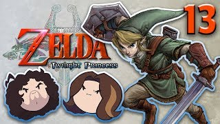 Zelda Twilight Princess: Butt Monkey: The Final Showdown - PART 13 - Game Grumps