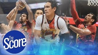 The Score Why June Mar Fajardo Is One Of 34 Most Loved 34 Players In Pba