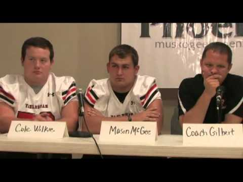 Tahlequah High School football team season preview
