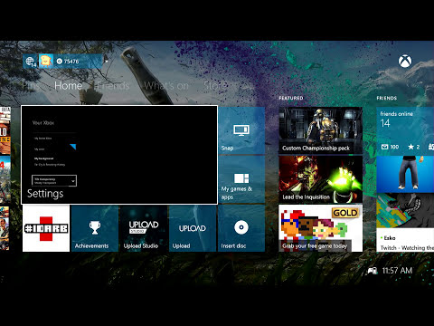 March Update for Xbox One Preview