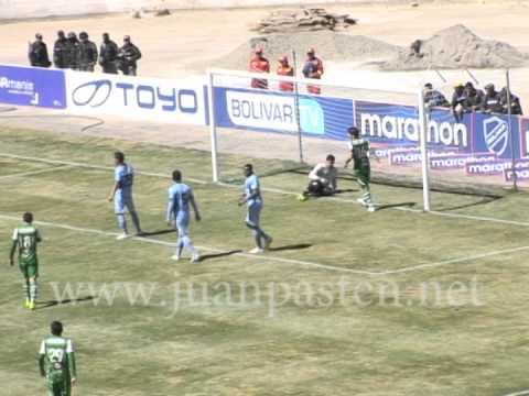 Bolívar 0 - 1 Oriente Petrolero (Semifinales - Copa de Invierno 2014)
